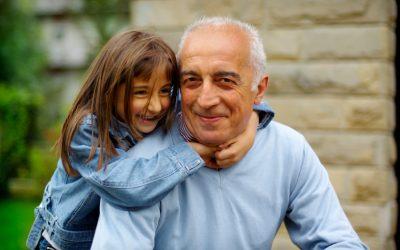Grandparents' Right to Visit Their Grandchildren