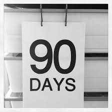 UPDATE MAY 2018:  UTAH'S WAITING PERIOD NOW ONLY 30 DAYS  [prior title: Understanding Utah's 90 Day Waiting Period]